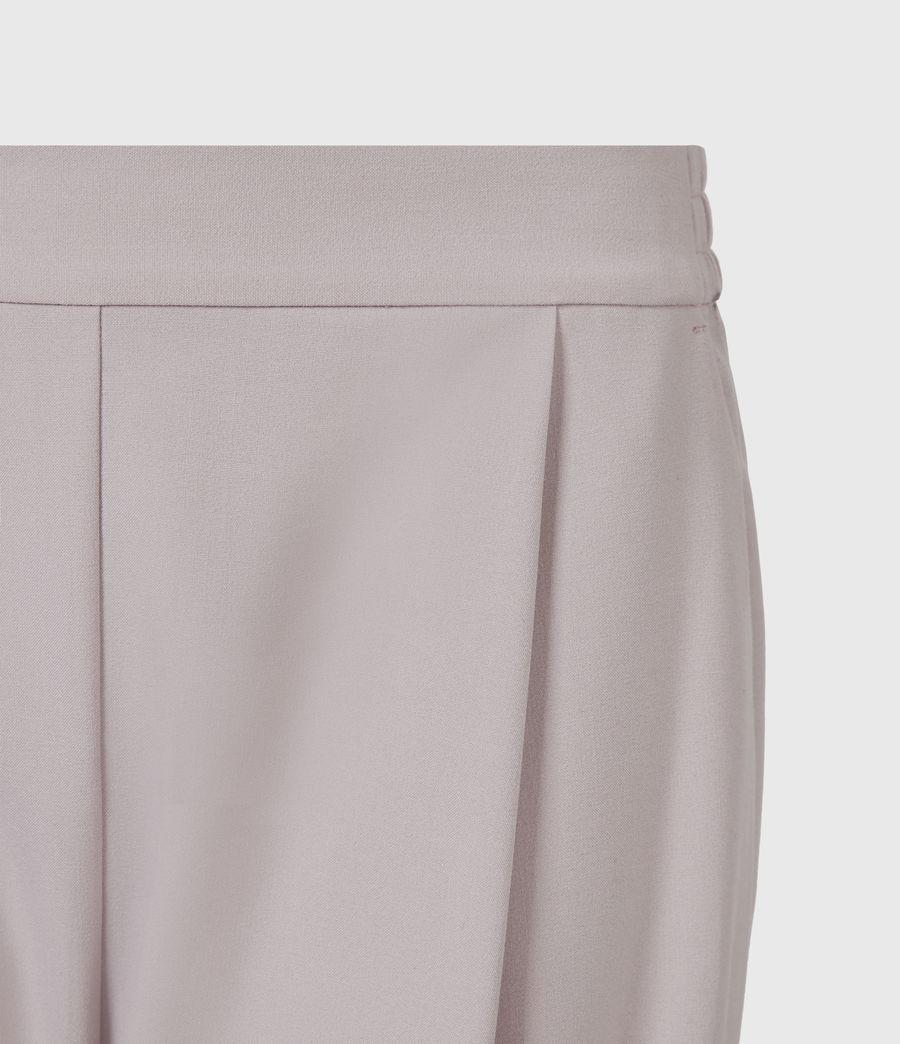 Femmes Pantalon Aleida Tri (dusty_pink) - Image 5