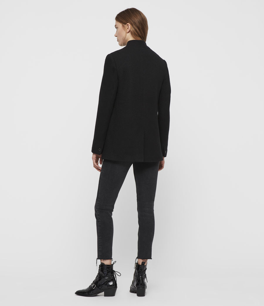 Women's Willa Blazer (black) - Image 5