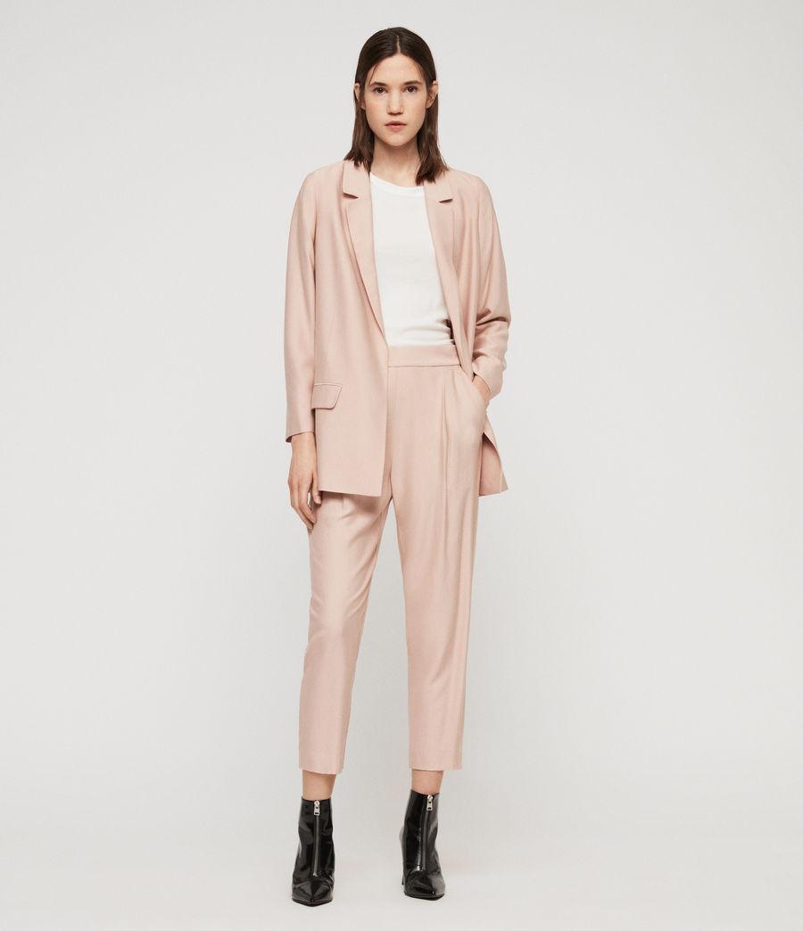 Women's Aleida Blazer (blush_pink) - Image 1