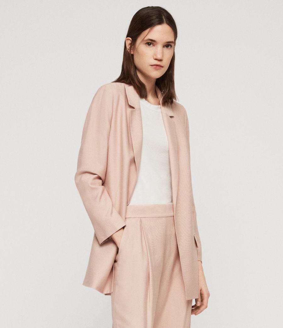 Women's Aleida Blazer (blush_pink) - Image 3
