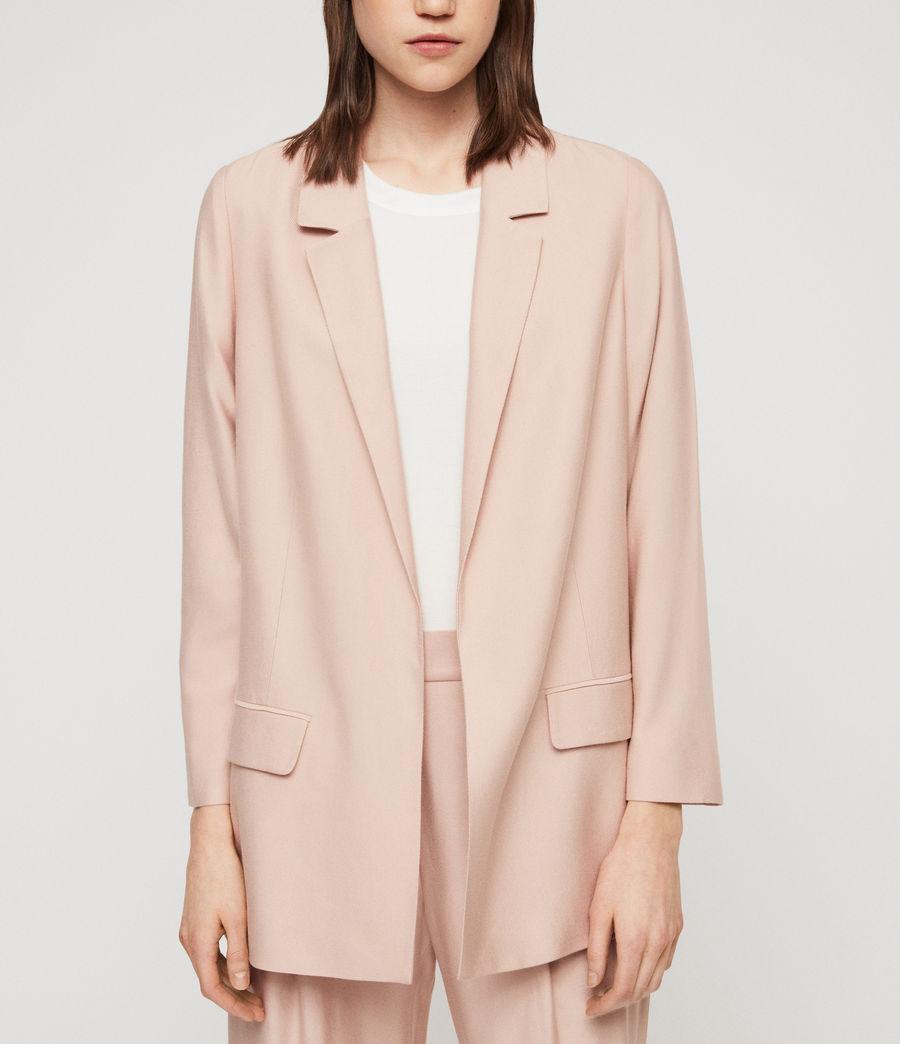 Women's Aleida Blazer (blush_pink) - Image 5
