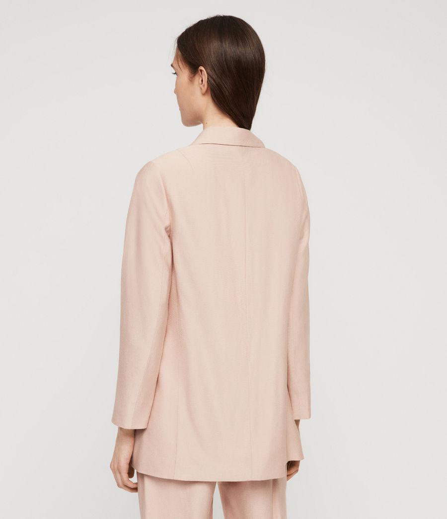 Women's Aleida Blazer (blush_pink) - Image 7