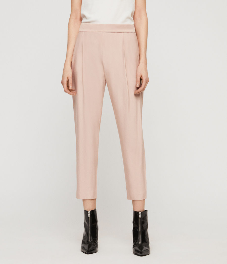 Donne Aleida Trousers (blush_pink) - Image 1