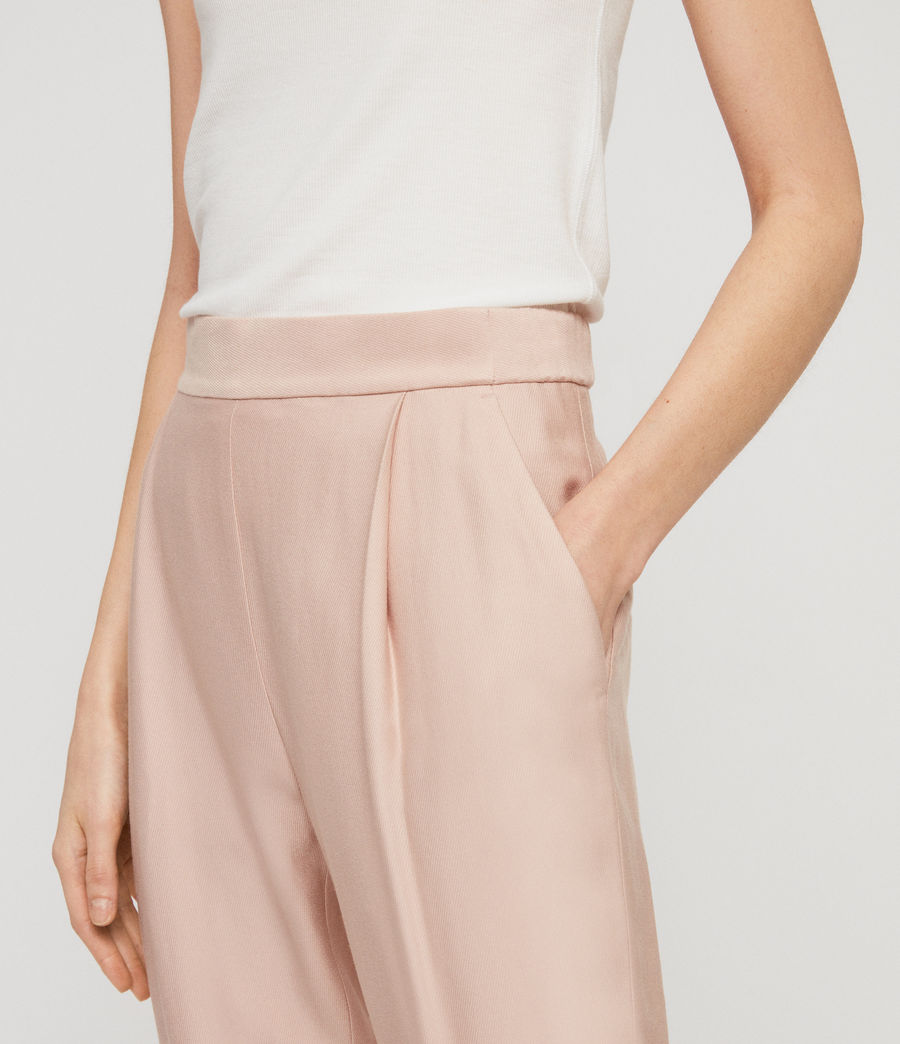 Donne Aleida Trousers (blush_pink) - Image 2