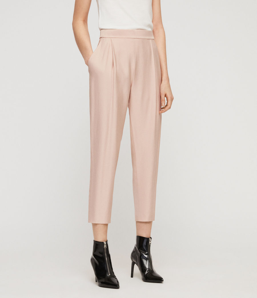 Donne Aleida Trousers (blush_pink) - Image 3