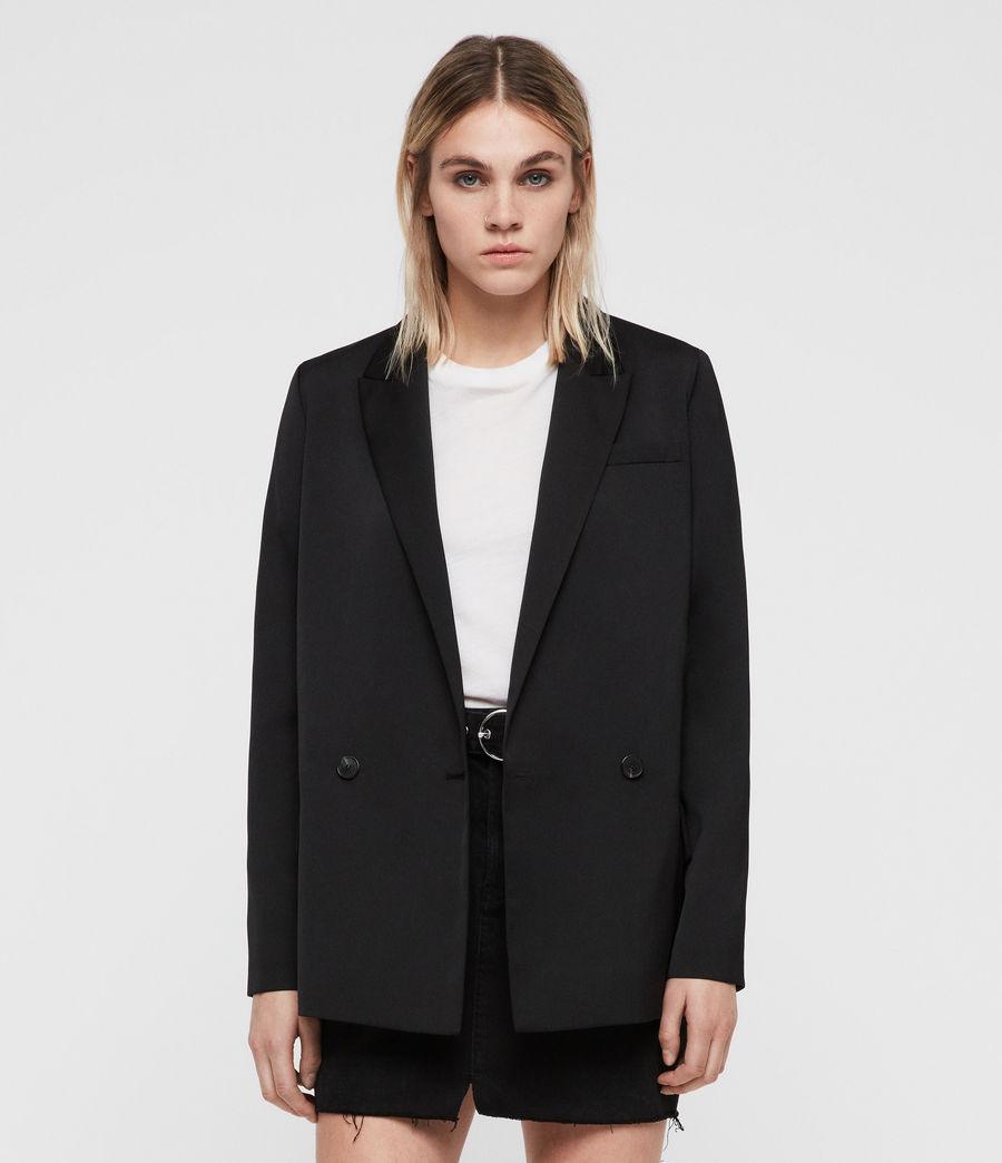 Donne Blazer Jelsa (black) - Image 1