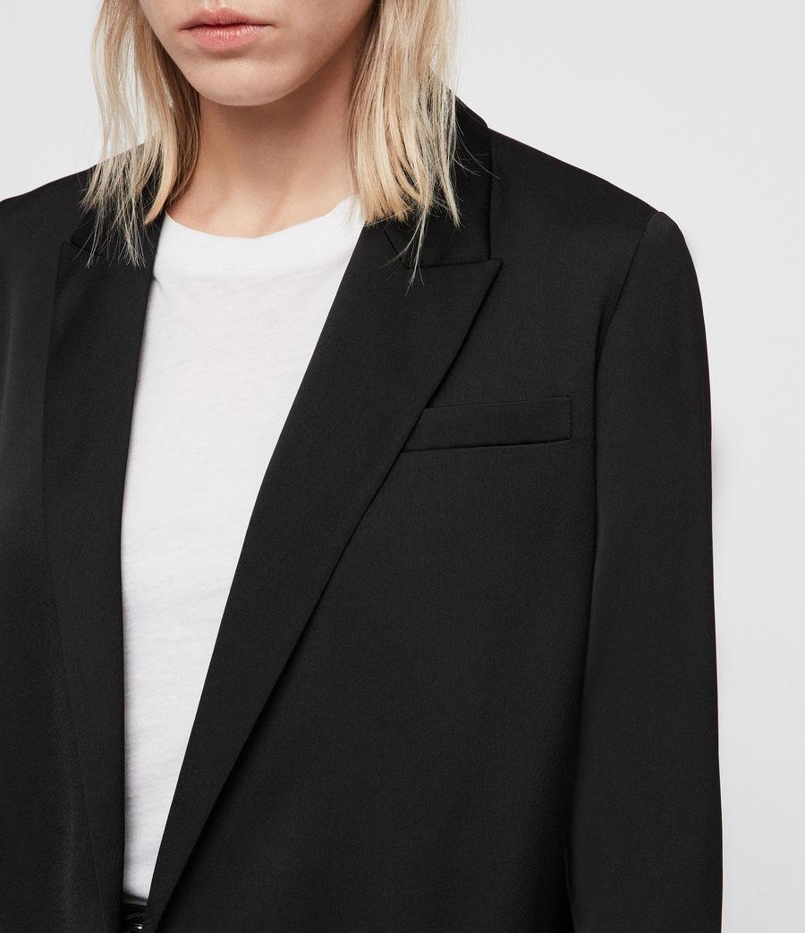 Donne Blazer Jelsa (black) - Image 2