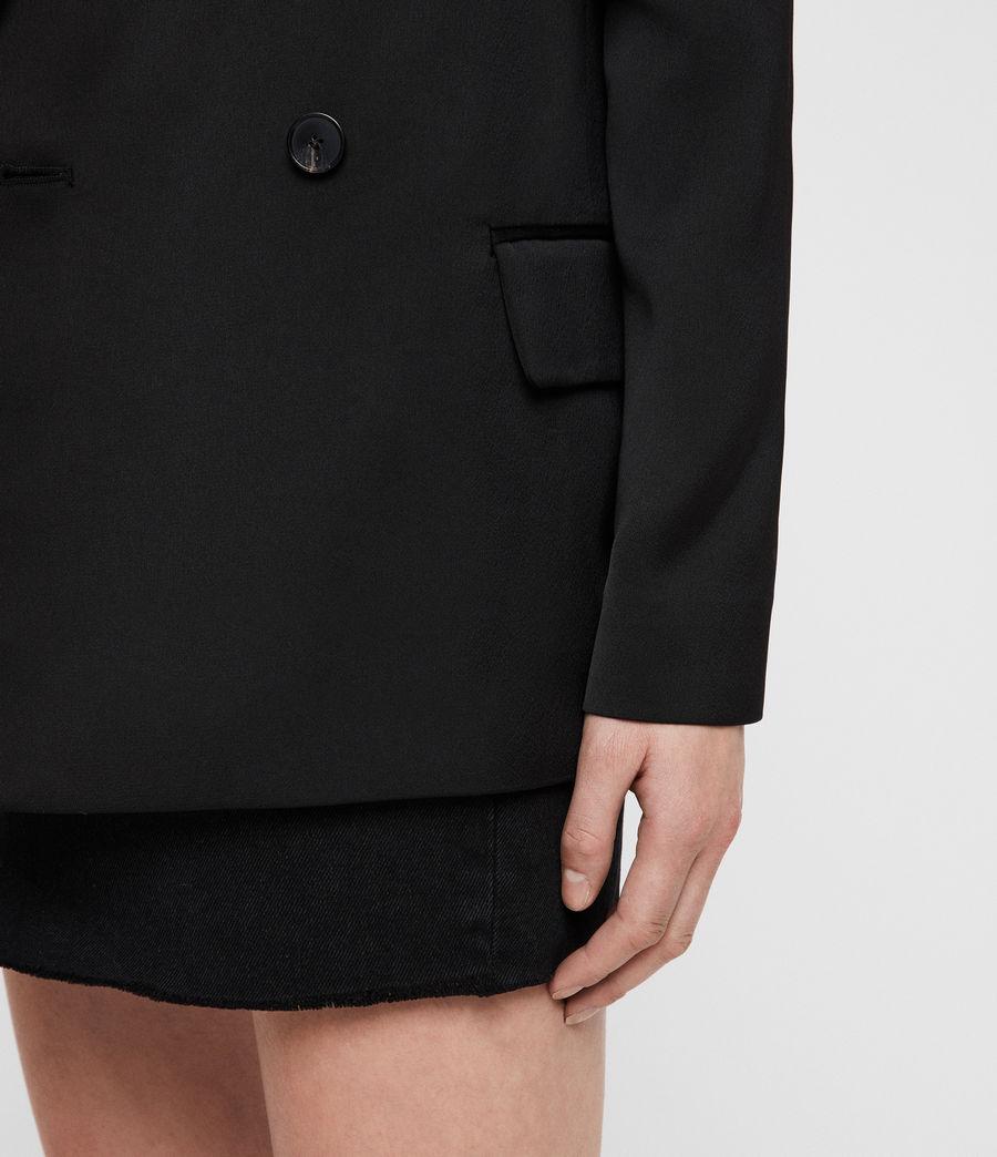 Donne Blazer Jelsa (black) - Image 5