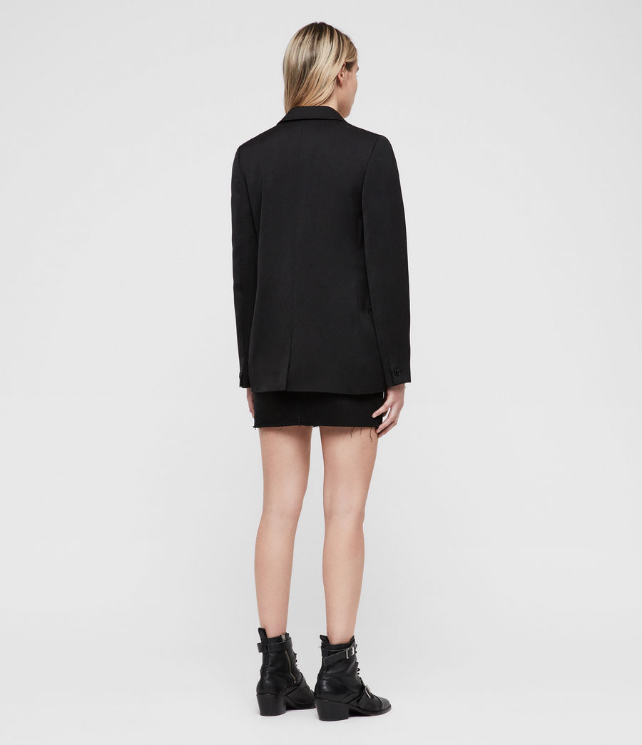 Donne Blazer Jelsa (black) - Image 6