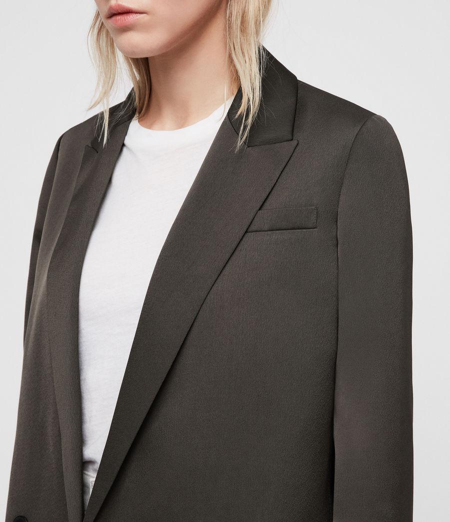 Women's Jelsa Blazer (pewter) - Image 2