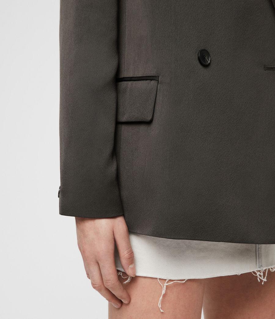 Women's Jelsa Blazer (pewter) - Image 4