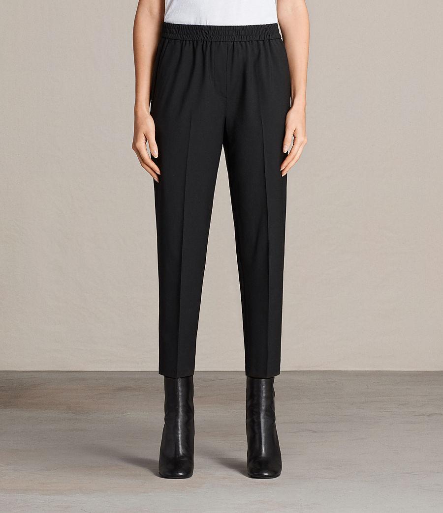 Women's Kade Trouser (black) - Image 1