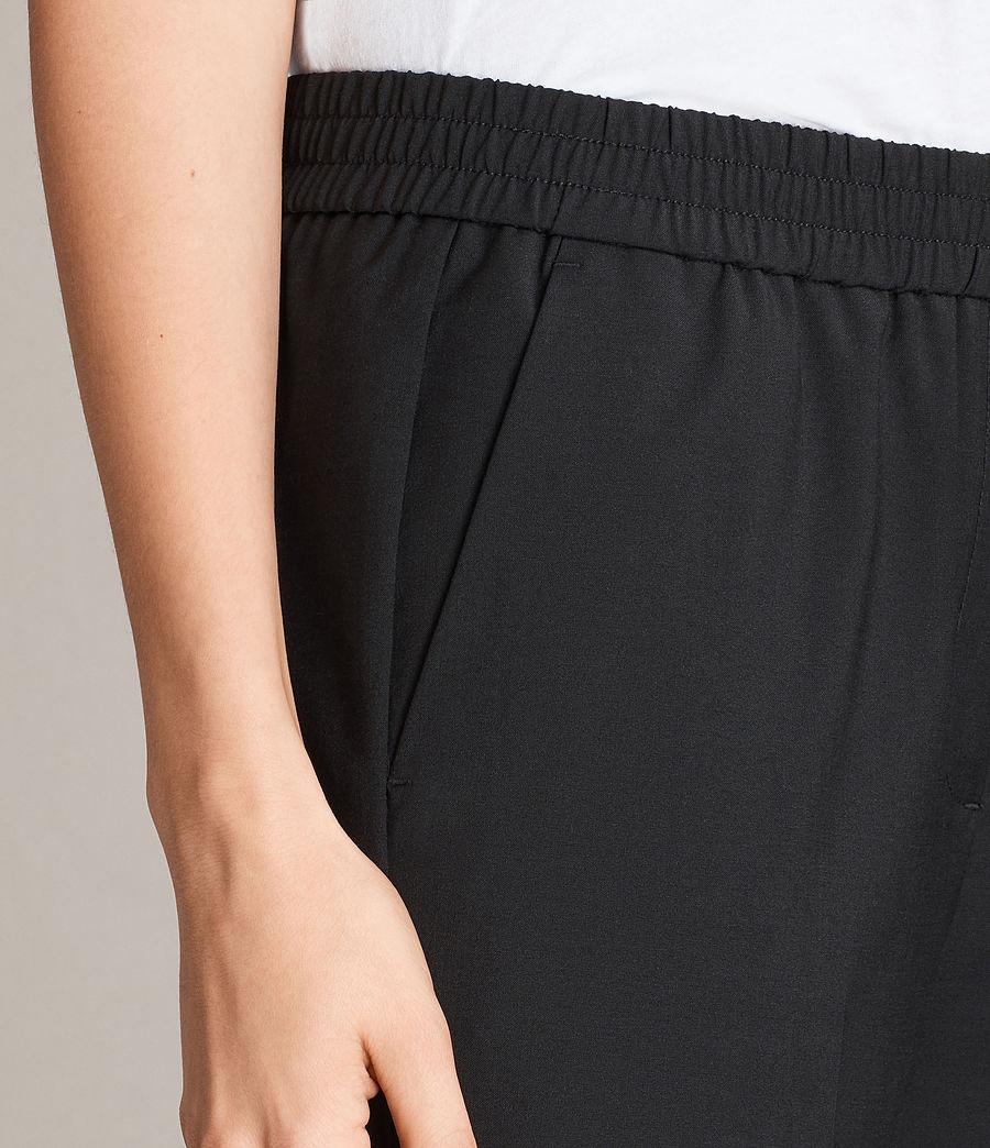 Women's Kade Trouser (black) - Image 2