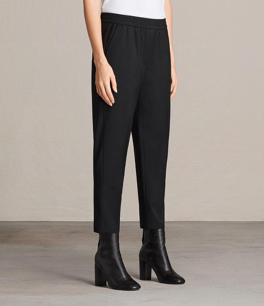 Women's Kade Trouser (black) - Image 3