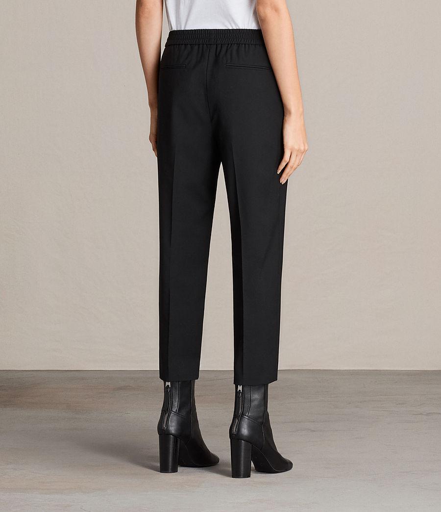 Women's Kade Trouser (black) - Image 4