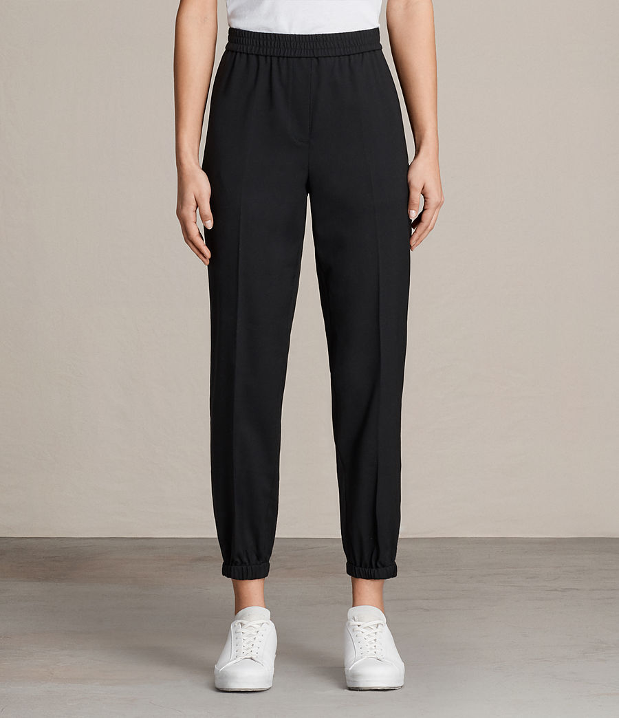 Damen Skye Trouser (black) - Image 1