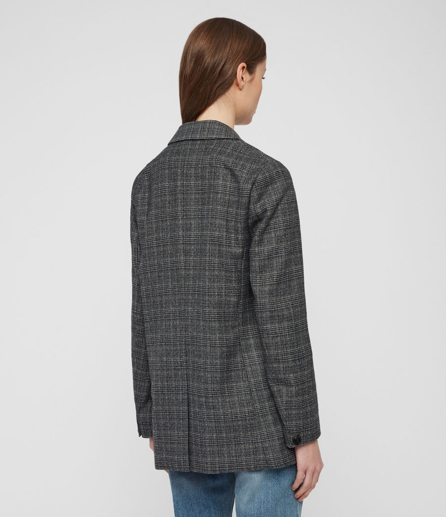 Mujer Blazer Astrid Fay (charcoal_grey) - Image 5