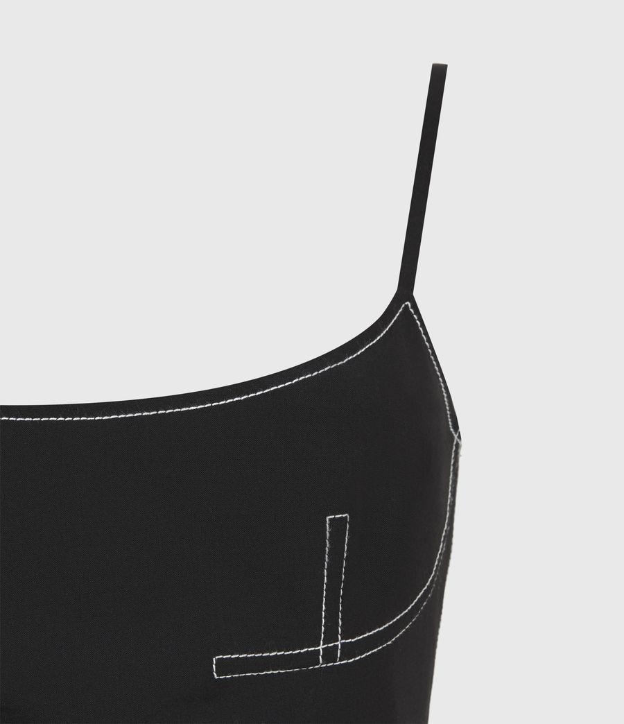Women's Bobbie Dress (black) - Image 5