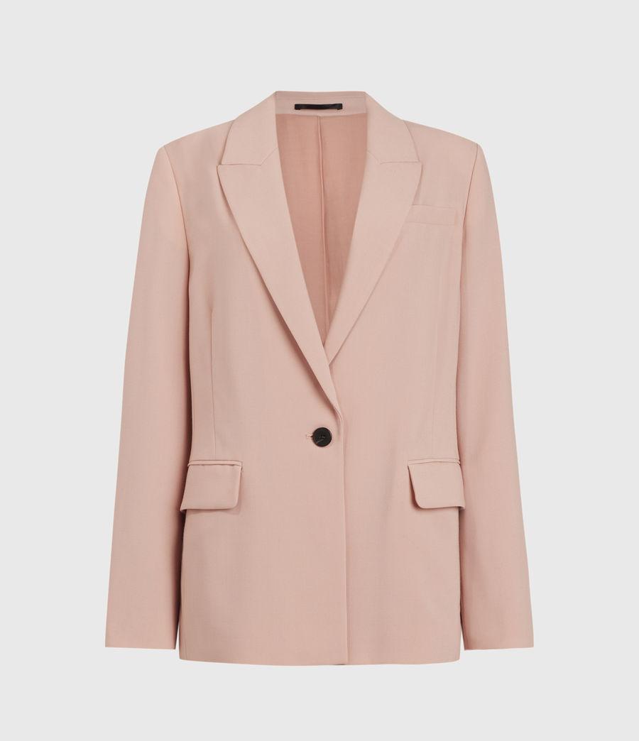 Women's Dani Blazer (pink) - Image 1