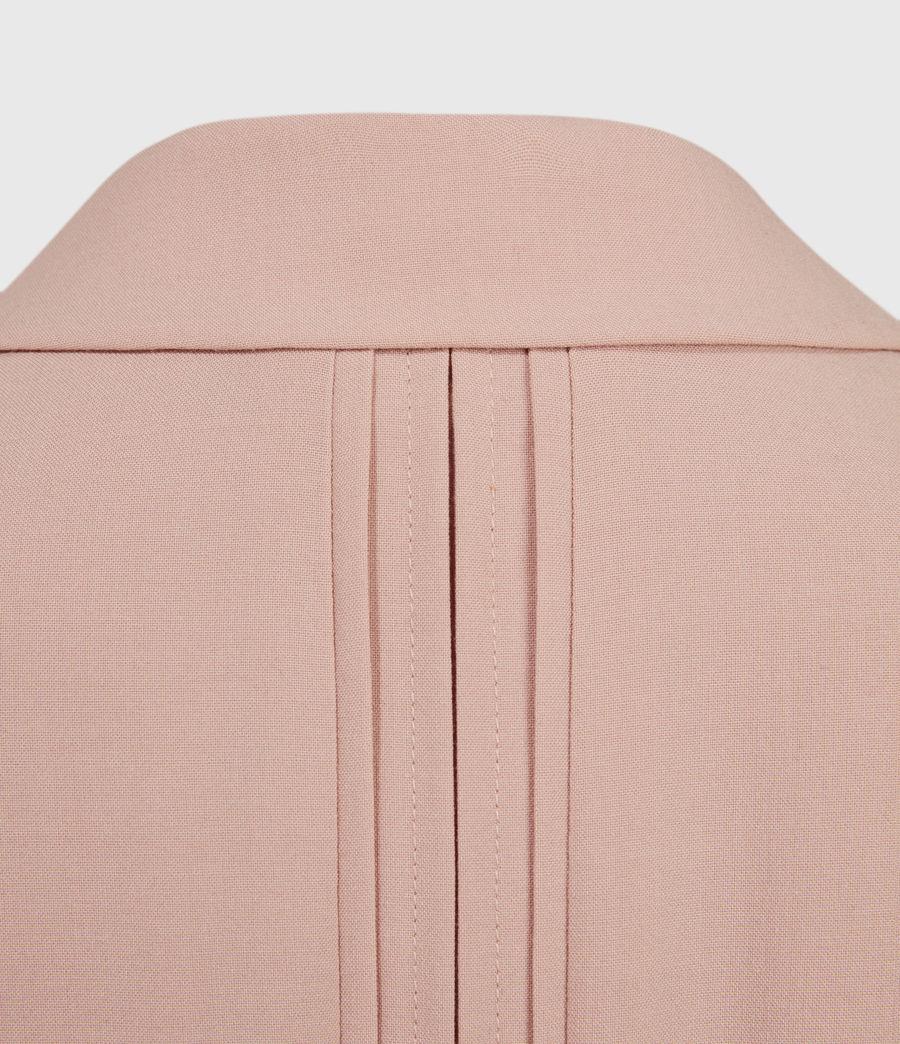 Women's Dani Blazer (pink) - Image 4