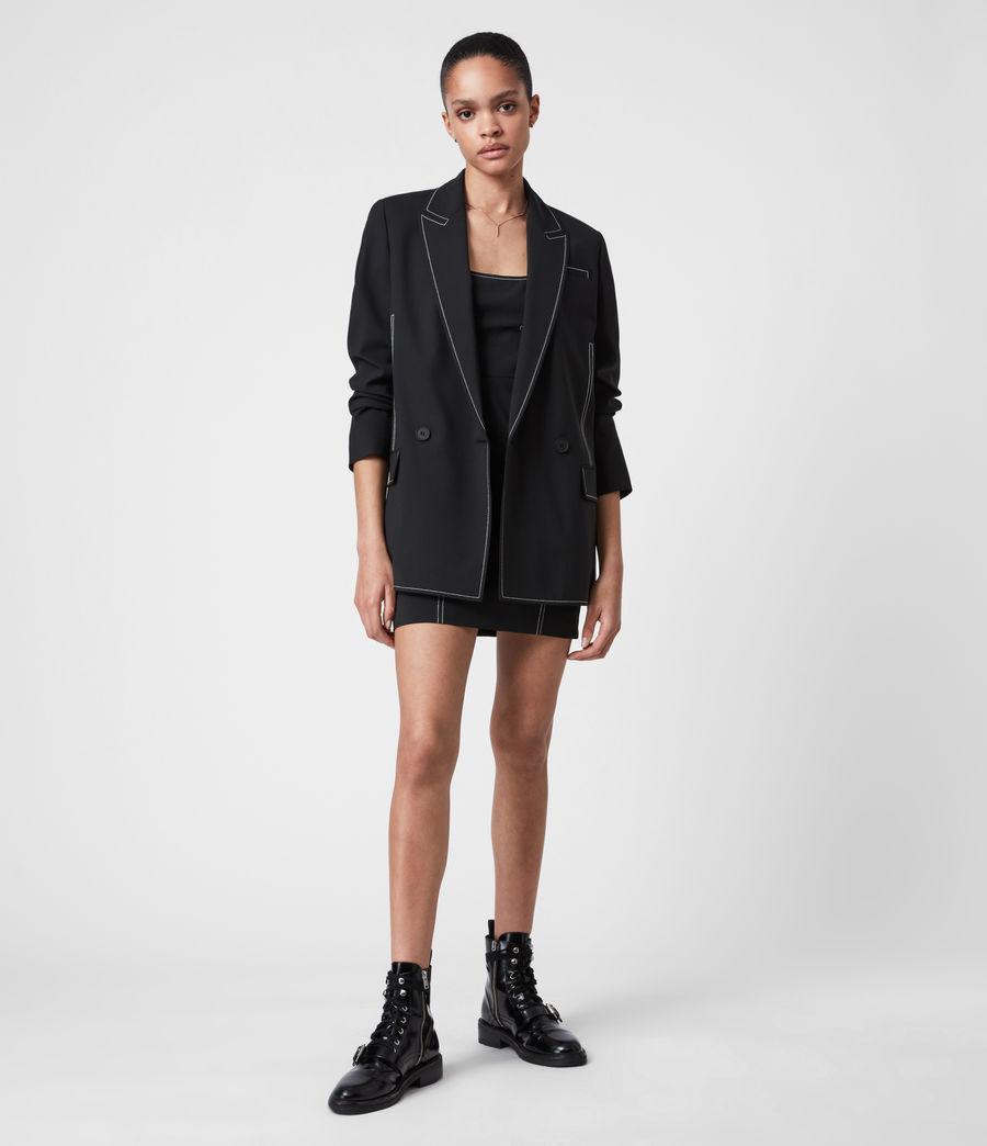 Damen Bobbie Blazer (black) - Image 1