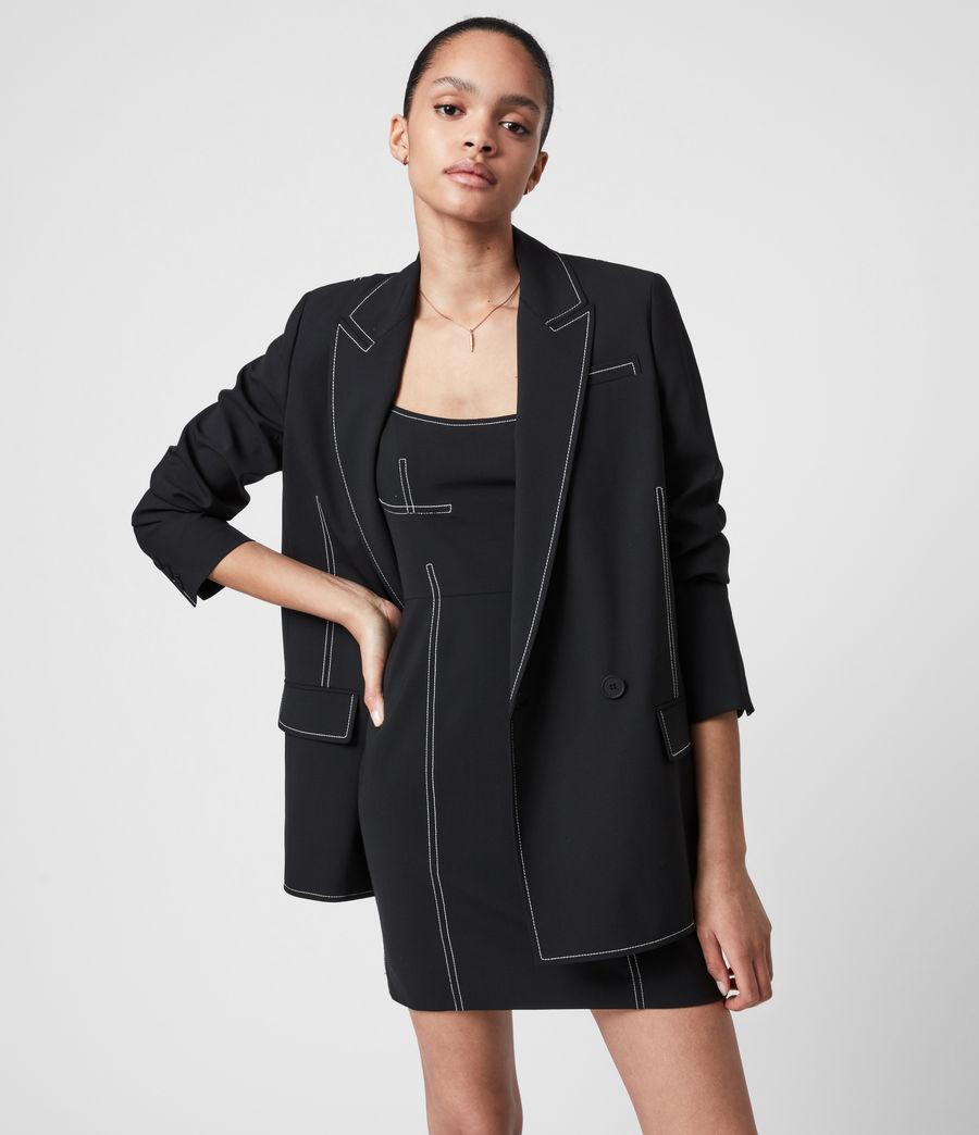 Damen Bobbie Blazer (black) - Image 4