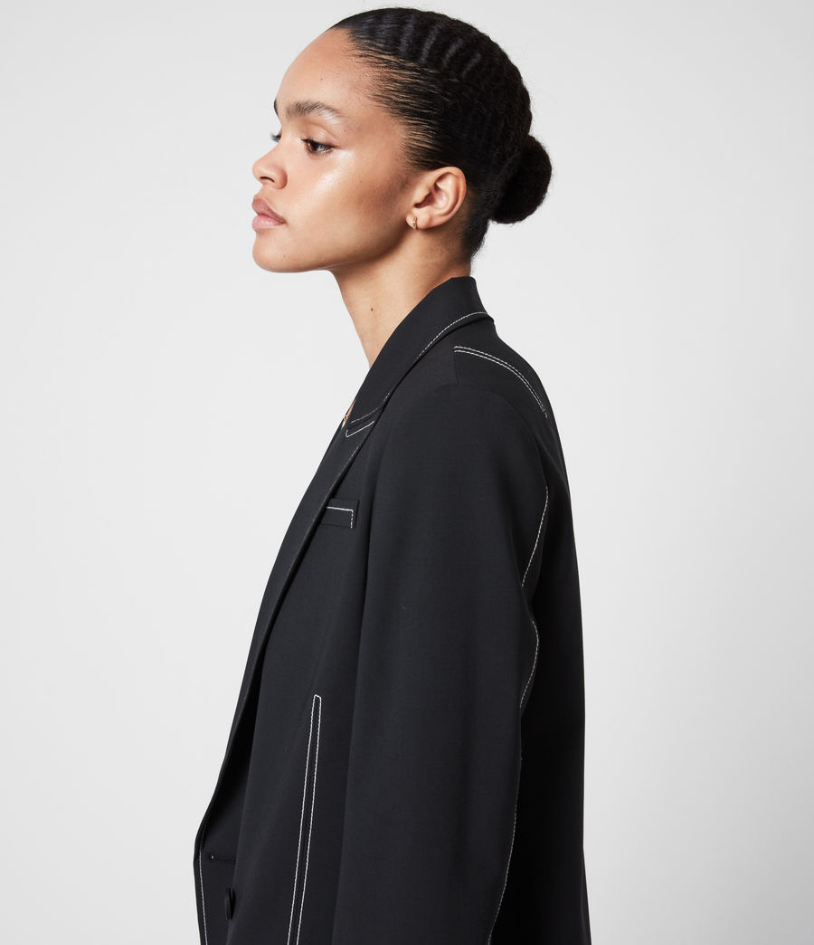 Damen Bobbie Blazer (black) - Image 7