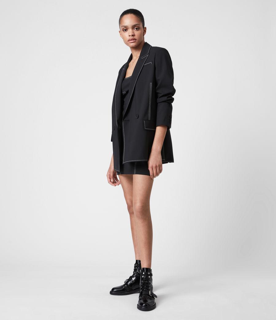 Damen Bobbie Blazer (black) - Image 8