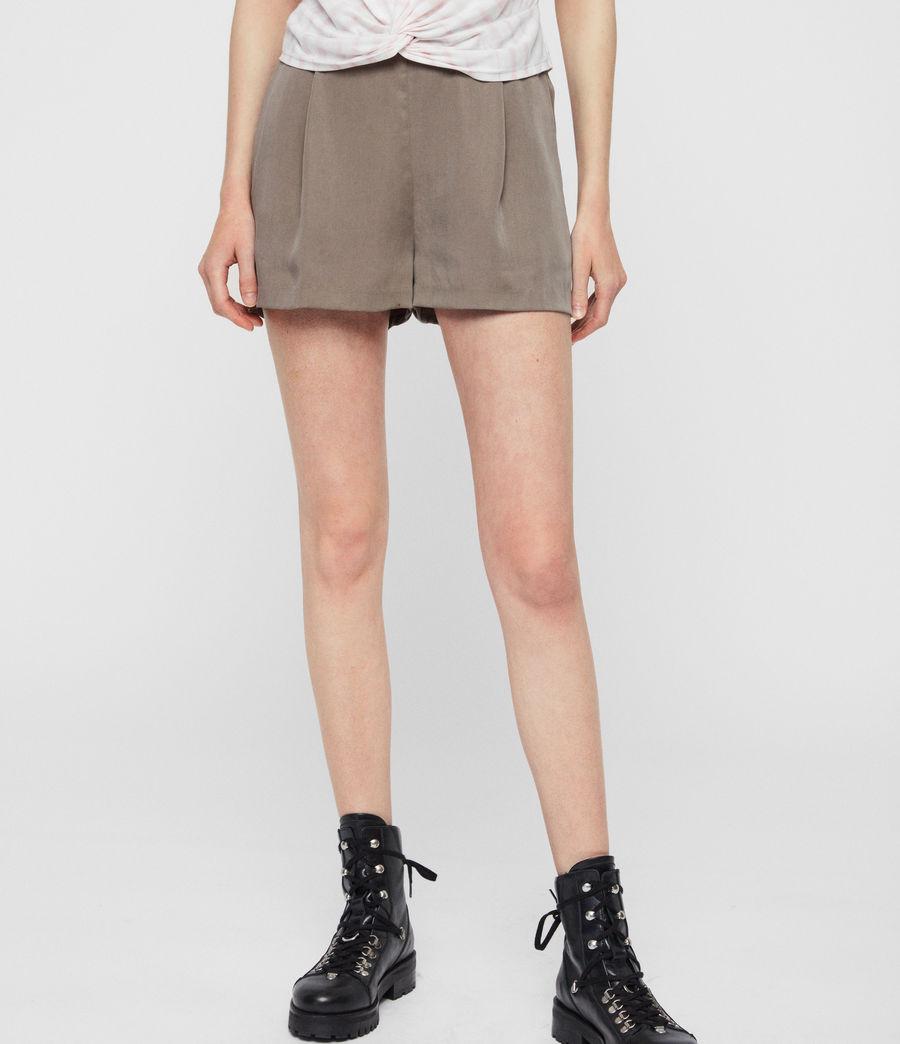 Mujer Shorts Alva (khaki) - Image 4