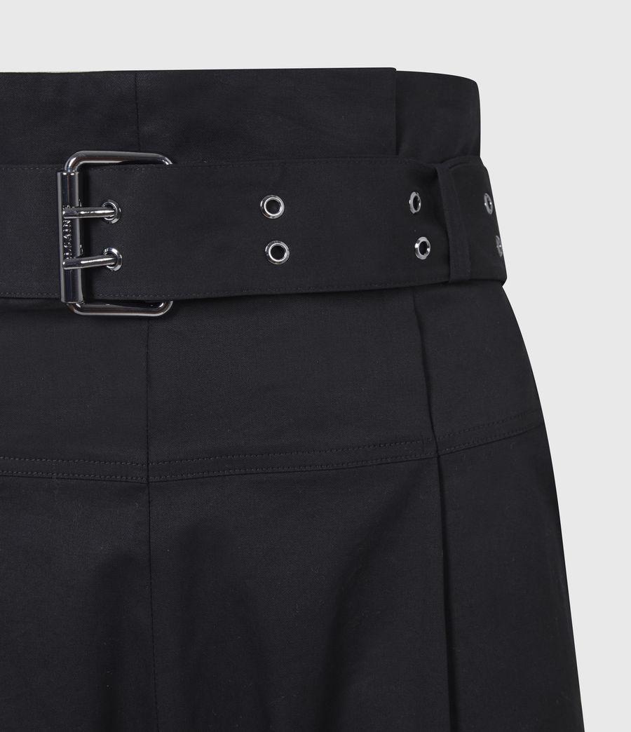 Women's Ali High-Rise Trousers (black) - Image 6