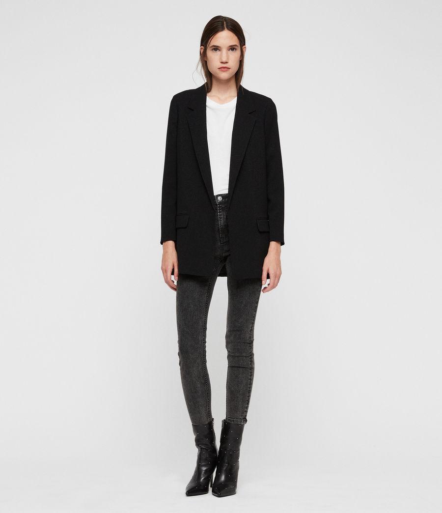 Femmes Blazer Aleida (black) - Image 1