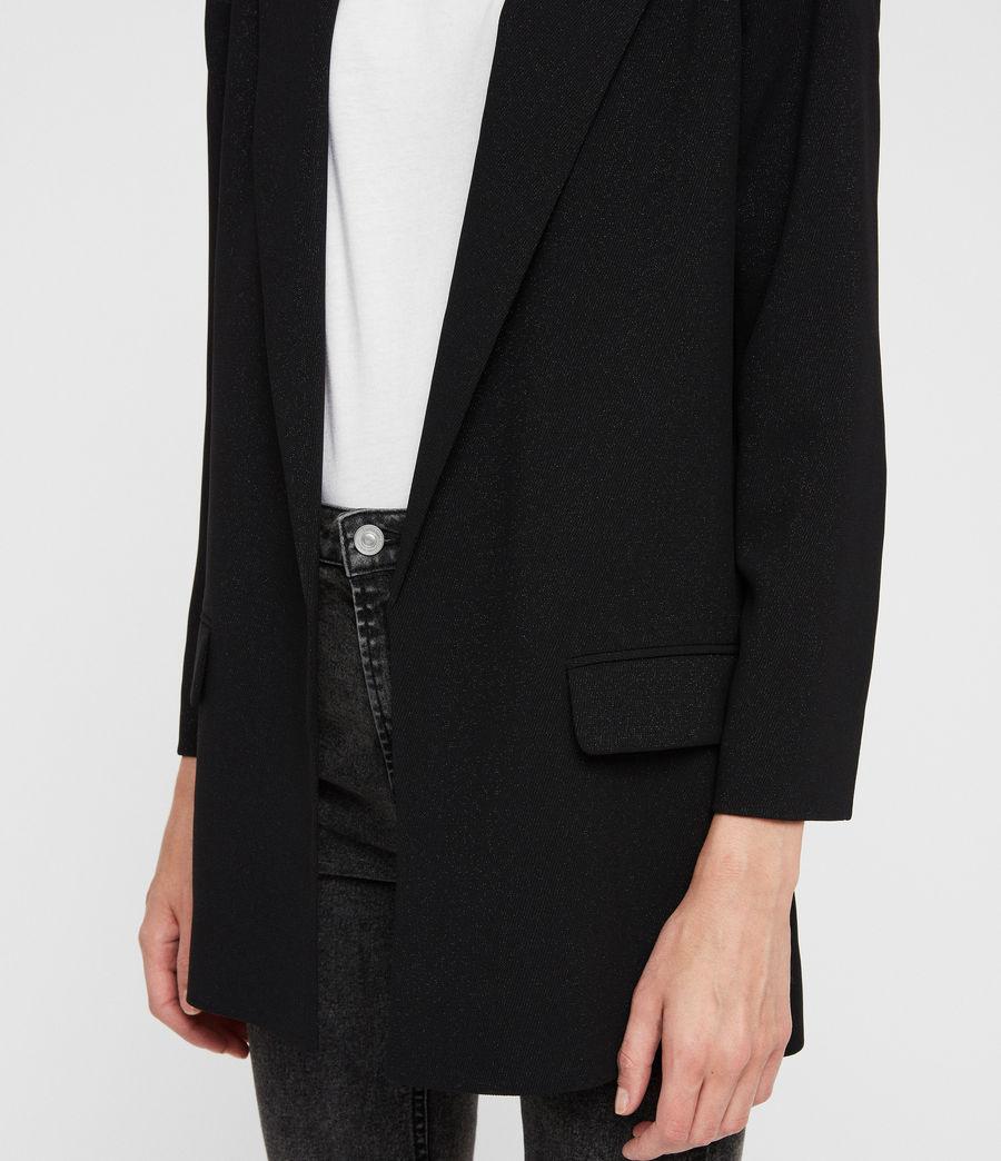 Femmes Blazer Aleida (black) - Image 3