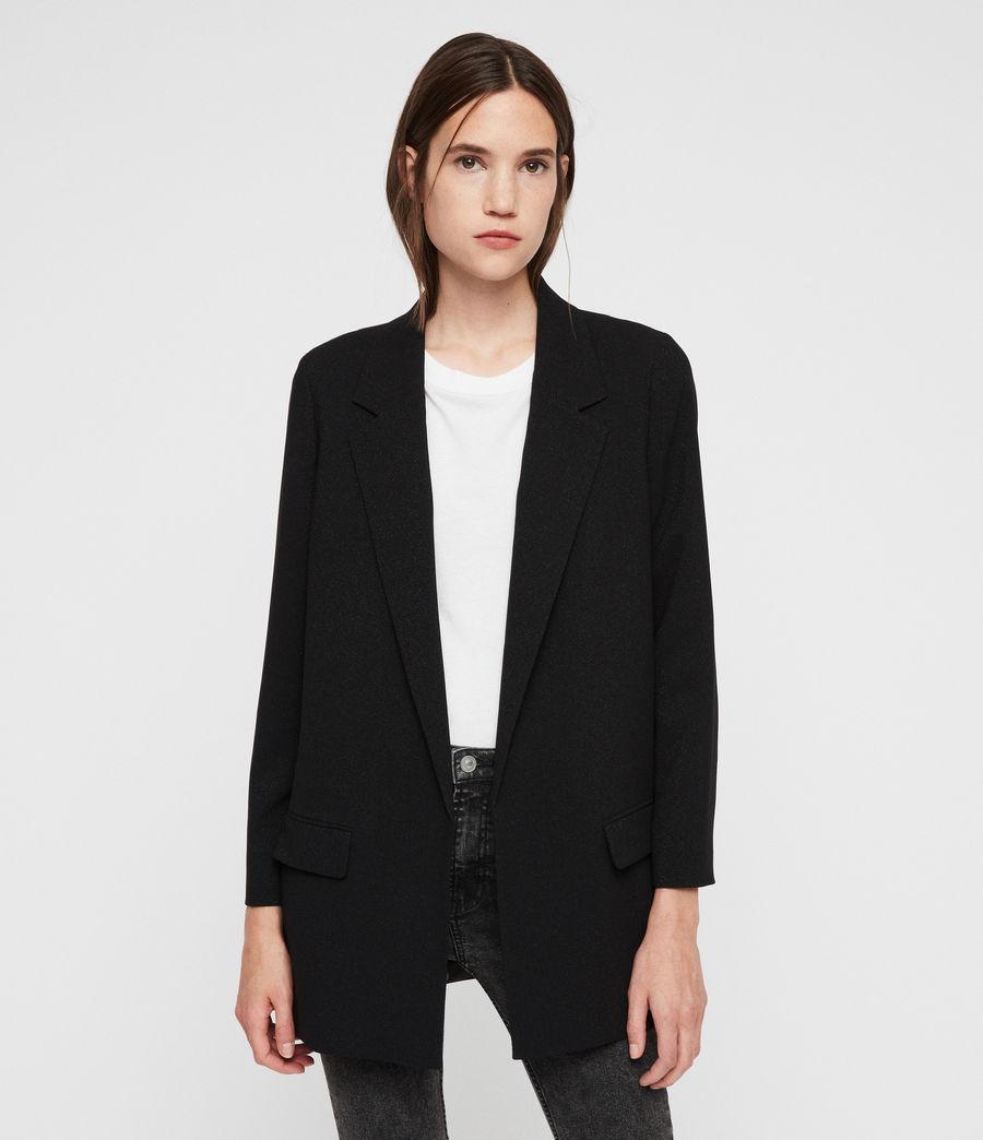 Femmes Blazer Aleida (black) - Image 5
