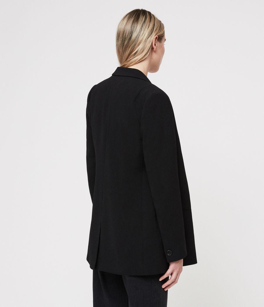 Women's Isla Ora Blazer (black) - Image 6