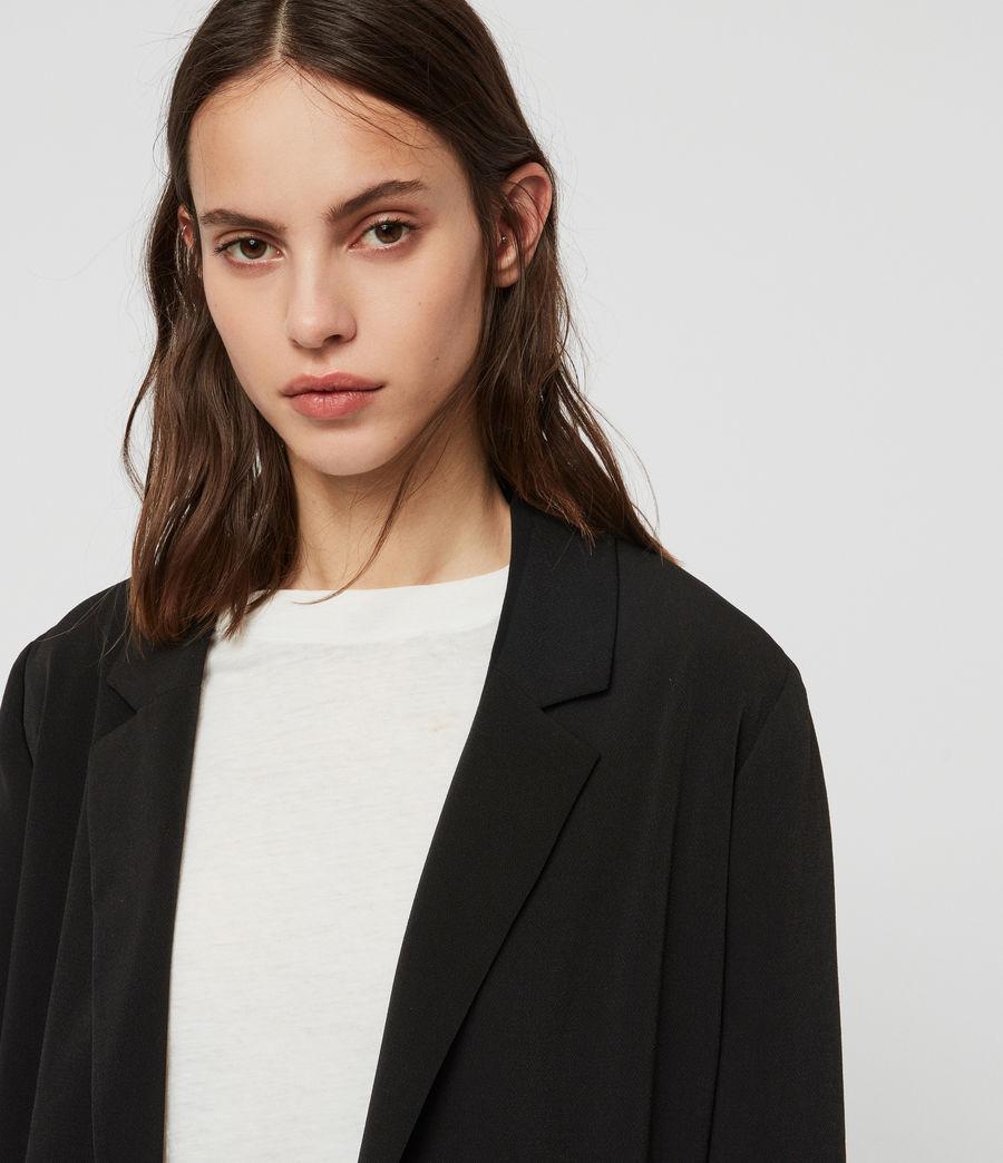 Damen Aleida Deb Blazer (black) - Image 2