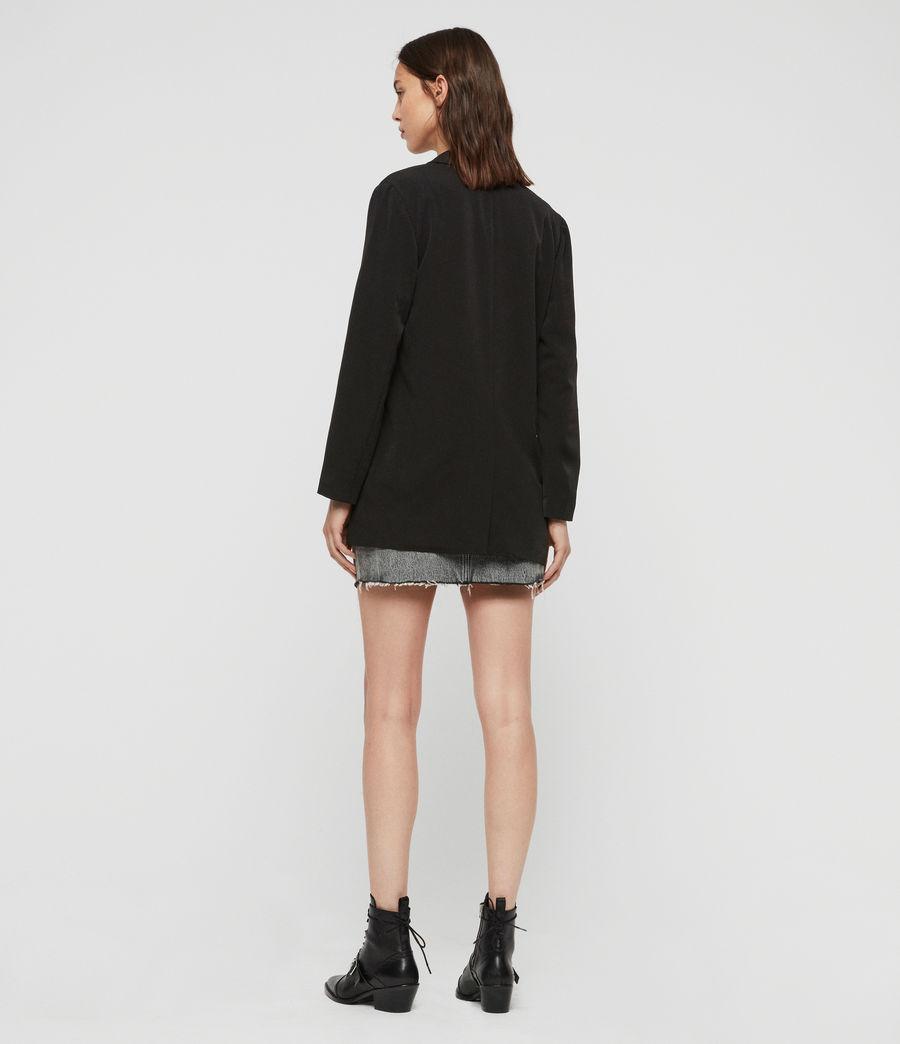 Damen Aleida Deb Blazer (black) - Image 4