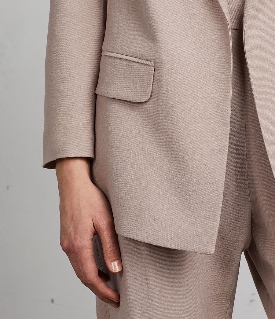 Womens Aleida Blazer (rose_pink) - Image 2