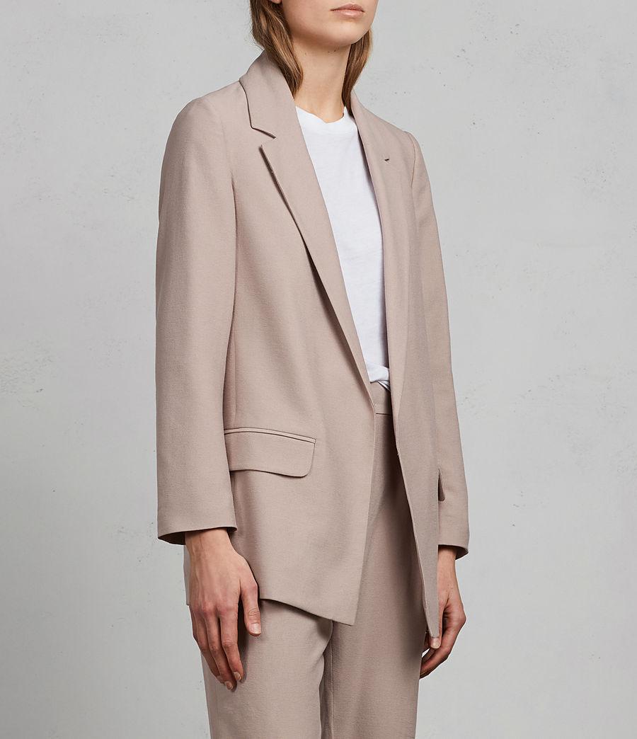 Womens Aleida Blazer (rose_pink) - Image 3