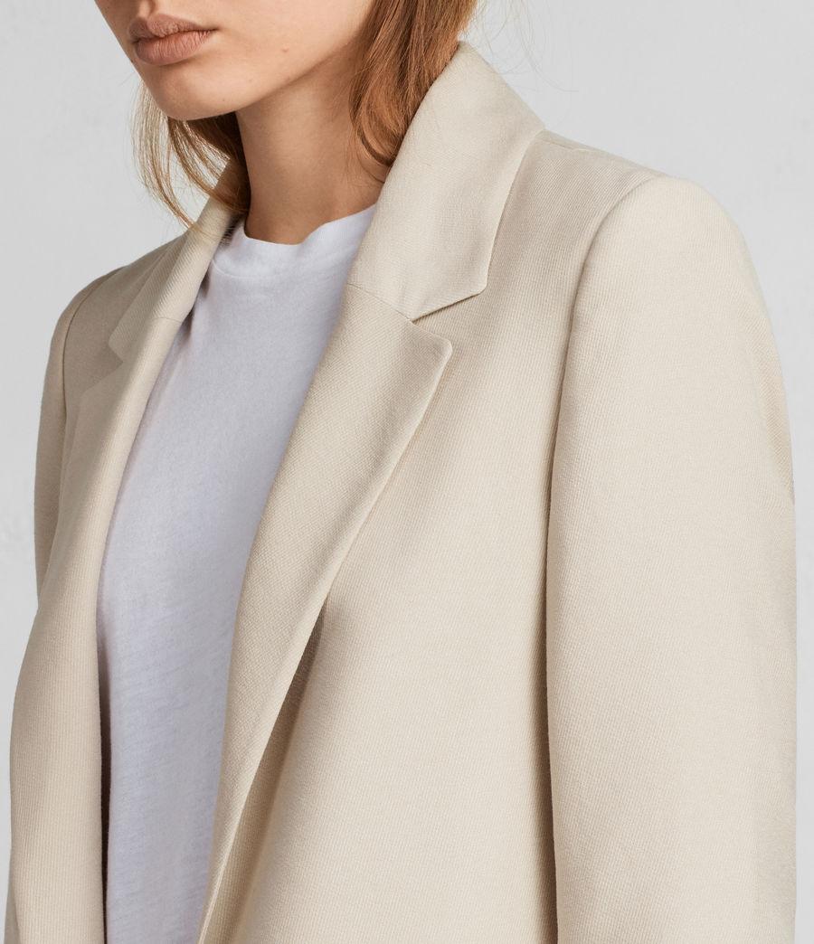 Femmes Blazer Aleida (stone_white) - Image 2