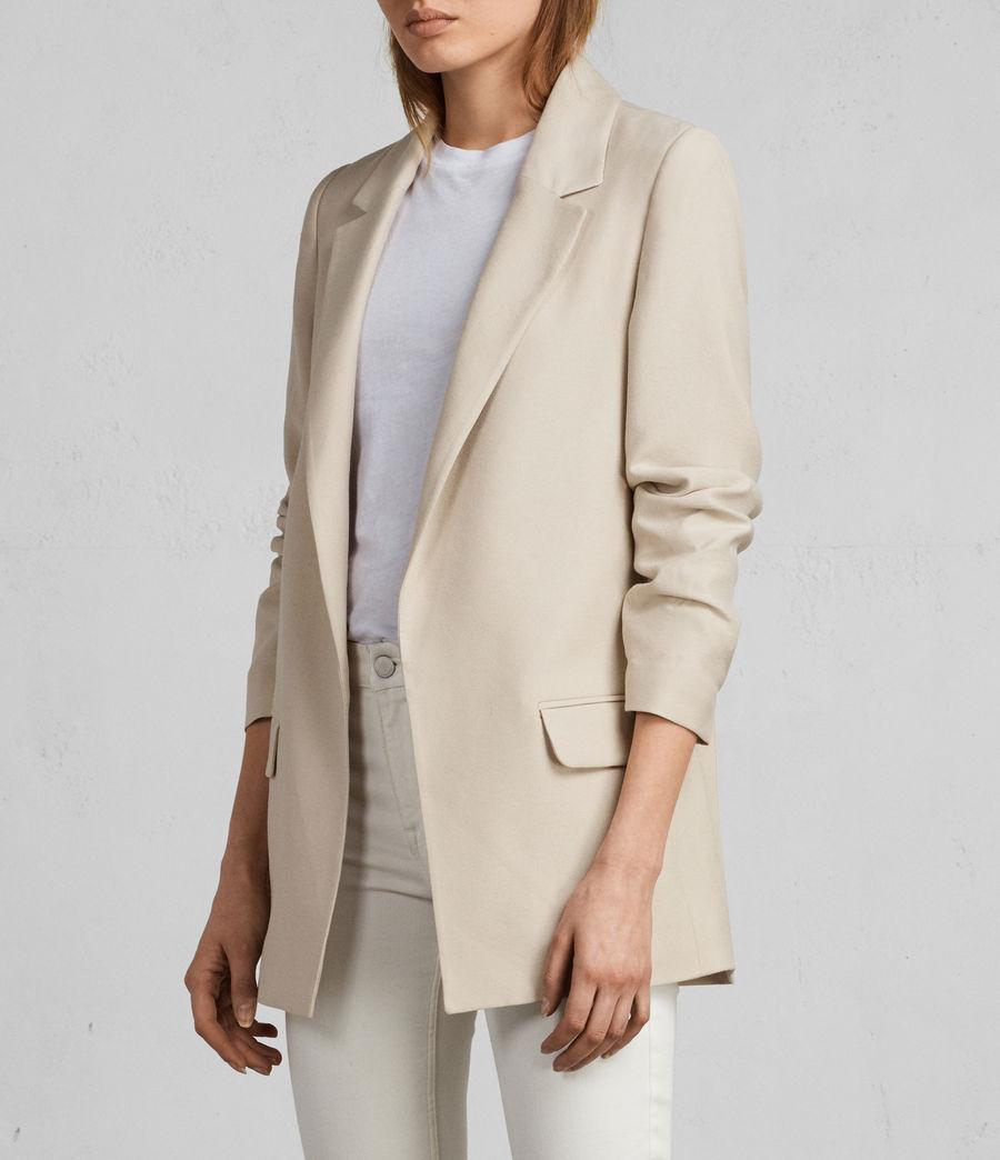 Femmes Blazer Aleida (stone_white) - Image 3