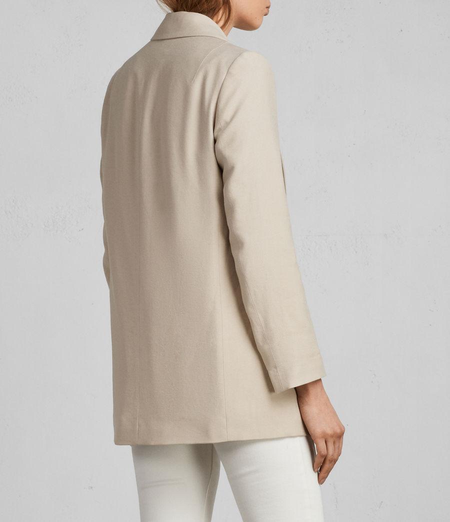 Femmes Blazer Aleida (stone_white) - Image 4