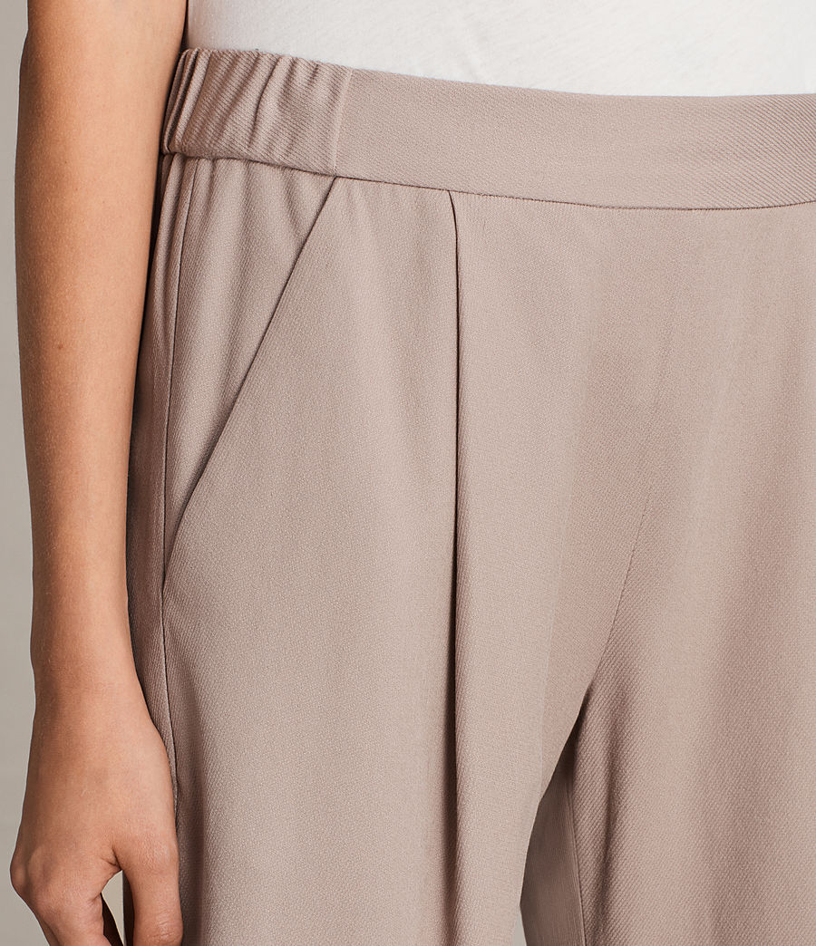 Mujer Pantalones Aleida (dusty_pink) - Image 2