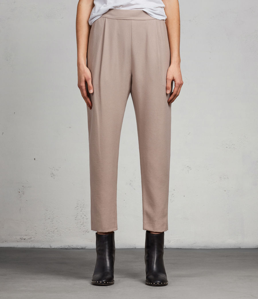 Womens Aleida Pants (rose_pink) - Image 1