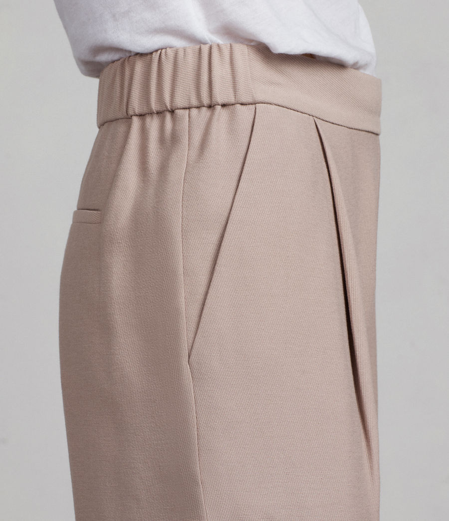 Women's Aleida Trousers (rose_pink) - Image 2