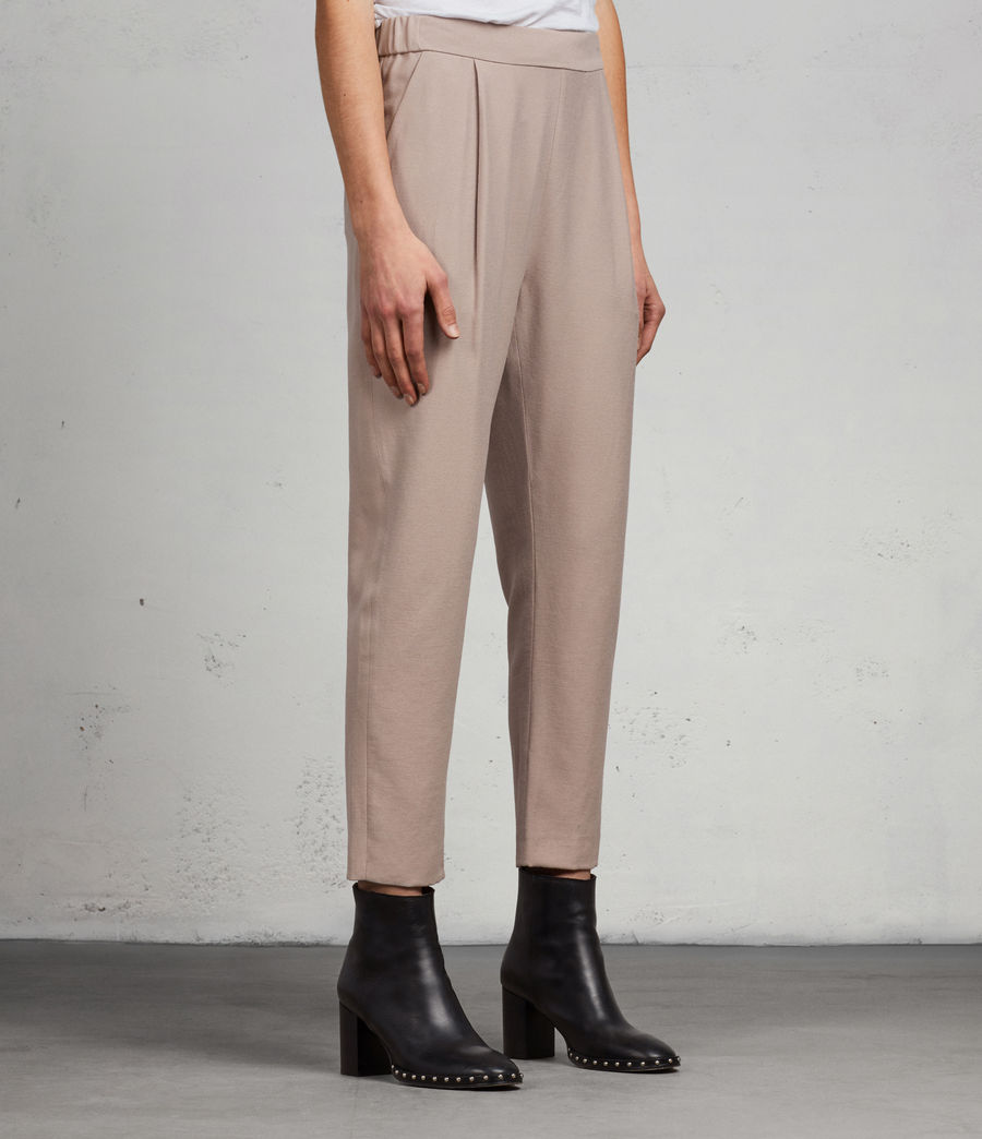Women's Aleida Trousers (rose_pink) - Image 3