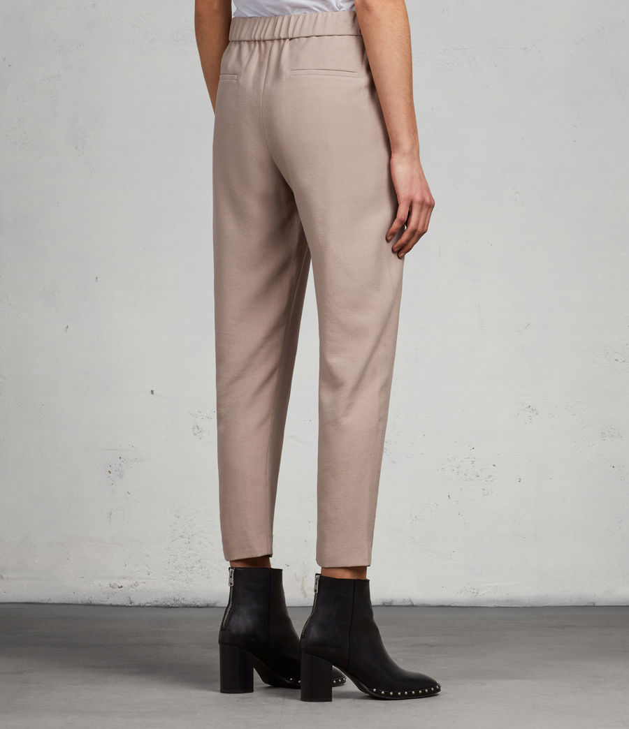 Women's Aleida Trousers (rose_pink) - Image 4