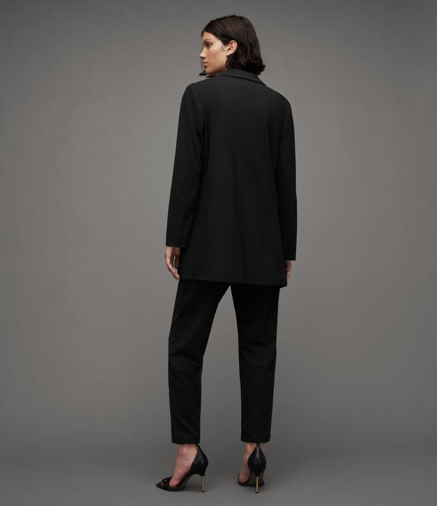 Women's Aleida Jersey Trousers (black) - Image 5