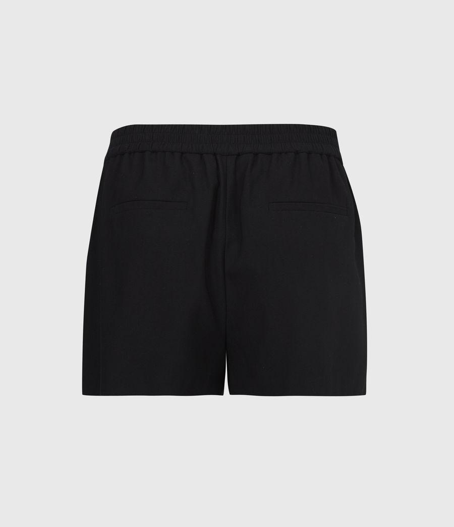 Womens Aleida Shorts (black) - Image 3
