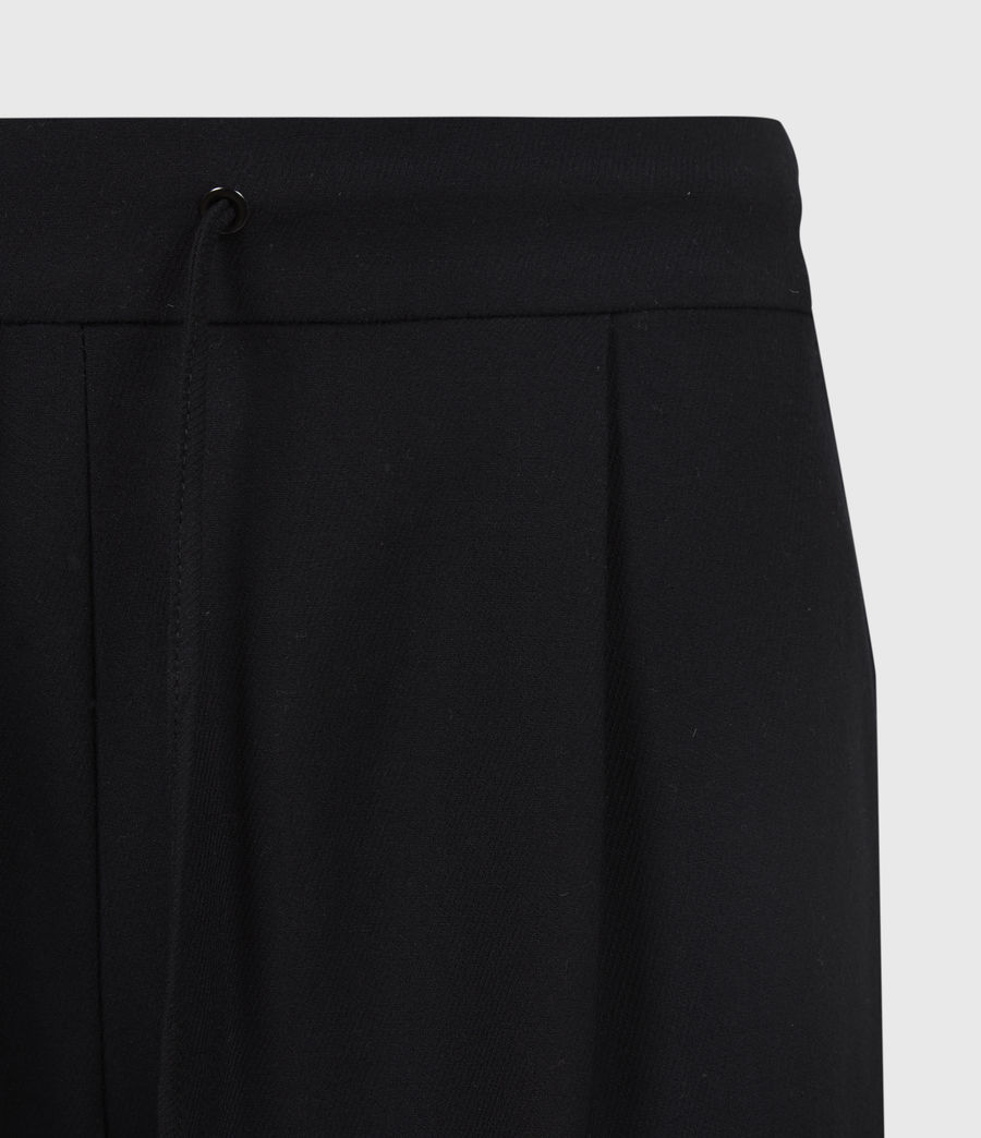 Womens Aleida Shorts (black) - Image 5