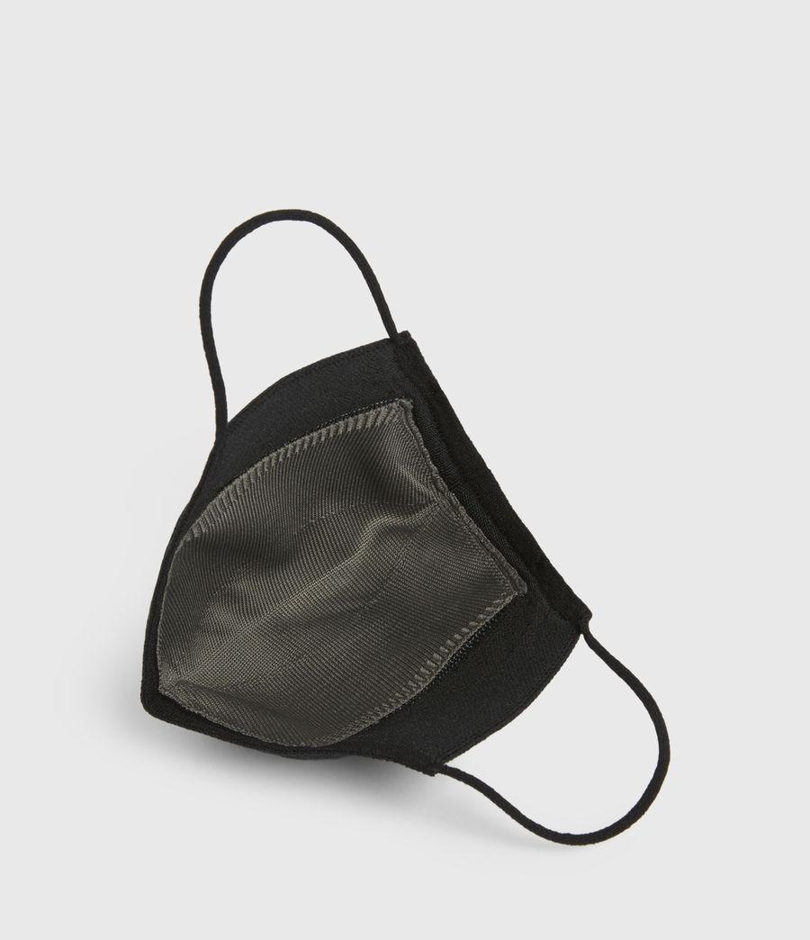 Womens AllSaints Face Mask (black) - Image 5